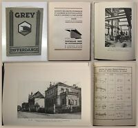 Poutrelles Grey De Differdange um 1930 Saint-Ingbert-Rumelange Hadir xy