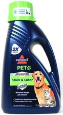 Bissell 71.3 Oz Pet Advanced With Scotchgard Stain & Odor Remover Carpet Cleaner