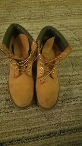 Timberland 18094 Men's Classic Boots BROWN/TAN/WHEAT Size 10.5