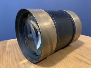 "Vintage Aldis 18.5"" Focus U.19 Camera Projector Lens"