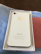 Iphone 4s 16g White  w/ 2 Harley Davidson cases