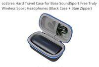co2crea Hard Travel Case for Bose SoundSport Free Truly Wireless Sport Headphone