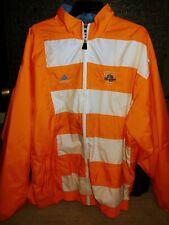 Adidas Team University of Tennessee vintage Windbreaker Sz XXL Orange jacket