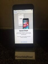 Apple iPhone 6s 128GB Space Gray Verizon iCloud Activated Cracked Clean Imei