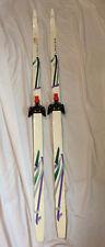 Lindex Tiger CR 150 Cross Country Skis Nordic Norm Binding Lind-Ex Vintage ski