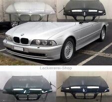 BMW 5 E39 1996-2004 MOTORHAUBE  LACKIERT IN WUNSCHFARBE, neu & Rostschutz!