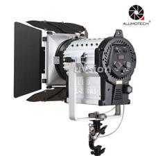 LED 2000WS Bi-color Fresnel Dimmable Focusing Spotlight for Video Studio