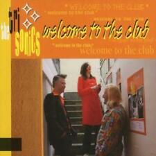 The Trisonics : Welcome to the Club CD (2007) ***NEW***