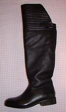 """Minster Echo""Clark's Women's/Ladies Black Leather Boots size UK 4 D."