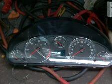 Tableau de bord Compteur complet PEUGEOT 407  V6 HDI  coupé
