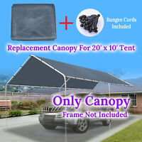 Caravan Canopy Domain Basic 10x20 Carport Shelter Ebay