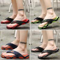Fashion Men Flip Flops Summer Slippers Comfortable Beach Sandals Casual Shoes