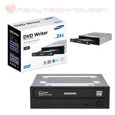 MASTERIZZATORE SAMSUNG INTERNO NERO LETTORE CD DVD DVD-DL CD DVRW SH-224FB/BEBE