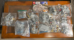 Lego 7965 Star Wars Millennium Falcon *Please Read Description*