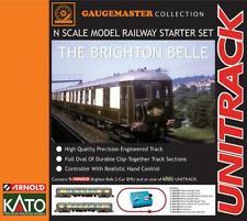 More details for gaugemaster brighton belle premium train set n gauge gm2000101