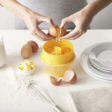 Non Toxic Portable Easy Clean Egg Yolk Separator Protein Filter Kitchen Tools KY