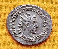Ancient Roman Philippus Antoninian