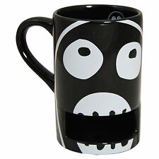 MIGHTY BOOSH BISCUIT MUG - Novelty Tea Coffee Cup Biscuit Holder Cookie Snack