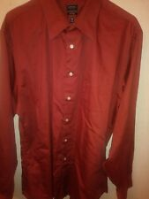 Men's Dress Shirt by Arrow size XL 17 1/2 34/35 Fitted