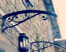 LOWCOST Auvent de porte DIY d'entrée fenêtre RICCIOLO CLASSICA Abri banne entrée