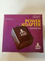 2600 POWER SUPPLY AC Adapter Plug Orig Atari New Purple