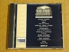 CD / DE PRE HISTORIE 1988 - OLDIES COLLECTION