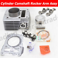 150CC Big Bore Cylinder + Rocker Arm + Camshaft Assy For Yamaha TTR125 TTR125E