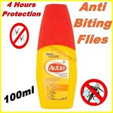 Loción autan Protection Plus Repelente - 100 ml. - Protección de morder Moscas