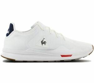 Le Coq Sportif Solas Herren Sneaker Weiß 1910475 Sport Freizeit Schuhe Turnschuh