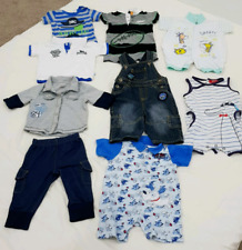 Baby Boy Clothes Size 000-00