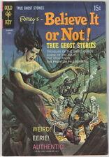 Ripley's Believe It or Not! Comic Book #13 Gold Key 1969 VERY FINE-