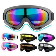 2Pack Snow Ski Goggles Men Women Anti-fog Lens Snowboard Snowmobile Motorcycle