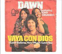 DAWN & TONY ORLANDO - Vaya con dios