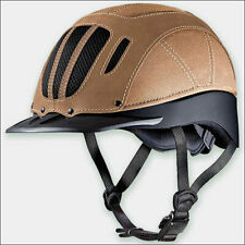 Small Troxel Sierra Tan The Best Selling Western Riding Helmet U-368S