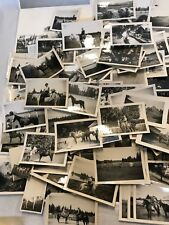 100 Vintage Photos Black and White Western Horse Pictures 1950s