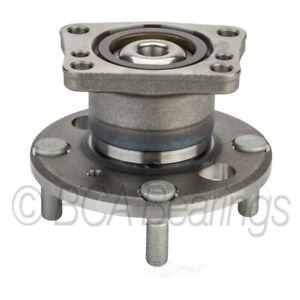 Wheel Bearing and Hub Assembly Rear BCA Bearing WE61097 fits 11-19 Ford Fiesta