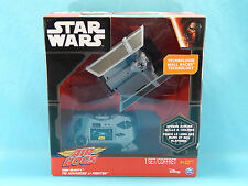 Air Hogs Star Wars TIE Advanced Fighter Zero Gravity RC Wall Racer New Sealed