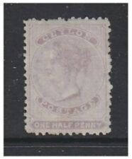 Pre-Decimal Lightly Hinged Victorian (1840-1901) Ceylon Stamps