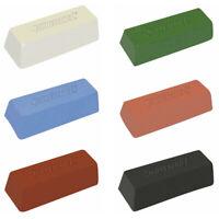 Polishing Compound Blocks Buffing 500g Various Colours Polish Buff Silverline