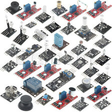New 37 Sensor Module Kit for Arduino Rasberry Pi Compatible MCU Education User