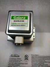 Galanz M24FB-610A  Microwave Magnetron Original part.