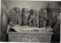 10 - cpsm - CHAOURCE - L'église - La mise au tombeau