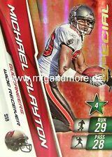 Adrenalyn XL NFL - Michael Clayton - Buccaneers - #S59