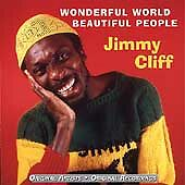 Jimmy Cliff Wonderful World Beautiful People CD NEW Reggae Many Rivers To Cross+