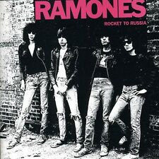 Rocket To Russia - Ramones (2001, CD NUEVO)