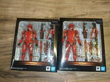 (Lot of 2) S.H. Figuarts Star Wars Sith Trooper Rise of Skywalker Action Figure