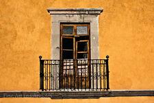 """Rhonda Dubin Photo, """"La Terraza"""" Querataro, Mexico, 13x19"""" large print"""