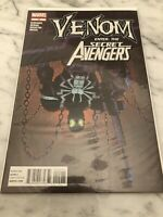 Venom #15 Secret Avengers Marvel Comics NM 2012 🔥9.5+
