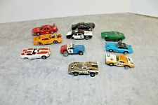 Vintage Aurora AFX Tyco  Slot Cars Parts Lot GTO, Couger, Mustang, Etc