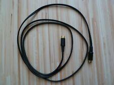 S-Video-Kabel S-VHS-Kabel 160 cm